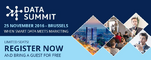 Data summit : when Smart Data meets marketing