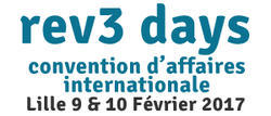 Rev3Days, convention d'affaires internationale