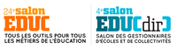 Salon de l'éducation 2017