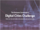 Digital Cities Challenge : appel à candidatures