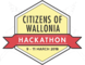 Hackathon Citizens of Wallonia